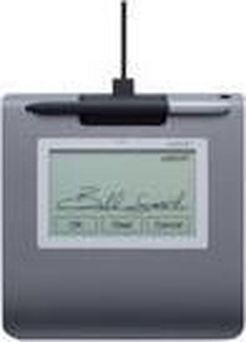 Wacom STU-430 – Ondertekeningsterminal met LCD-scherm – 9.6 x 6 cm – elektromagnetisch – met bekabeling – USB