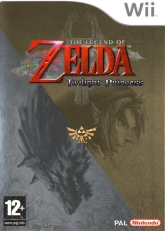 The Legend of Zelda Twilight Princess – Wii