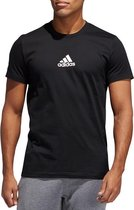 Adidas GD6596 Adidas 3-Stripes Spray Tee Heren T-shirt Maat S