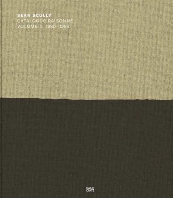 Boek cover Sean Scully van Clare Lilley (Hardcover)