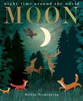 Boek cover Moon van Patricia Hegarty (Hardcover)