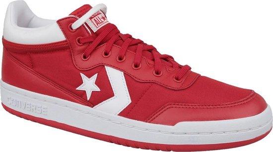 Converse Fastbreak 83 Mid 156977C, Mannen, Rood, Sneakers maat: 42,5 EU