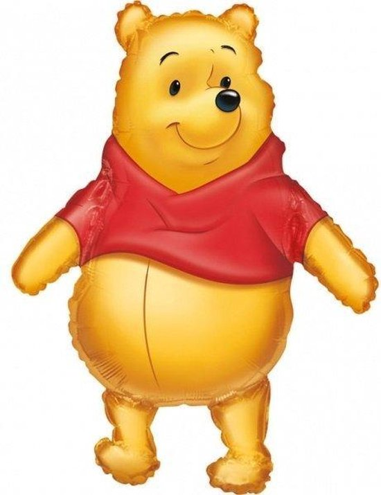 SuperShape Winnie the Pooh Big as Life Foil Balloon P38 Packaged