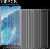 Let op type!! 100 stuks 0 26 mm 9H 2.5D explosieveilige gehard glas Film voor Huawei Honor 8 X Max
