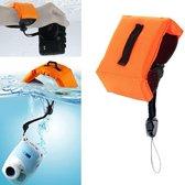 Dompelpompen drijvende bobber actiecamera's - Oranje