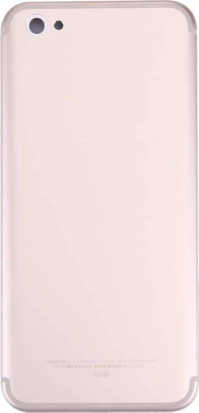 Let op type!! Vivo X9 Battery Back Cover(Gold)