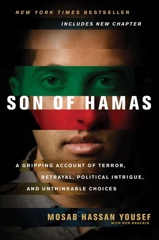 Boek cover Son of Hamas van Mosab Hassan Yousef (Onbekend)