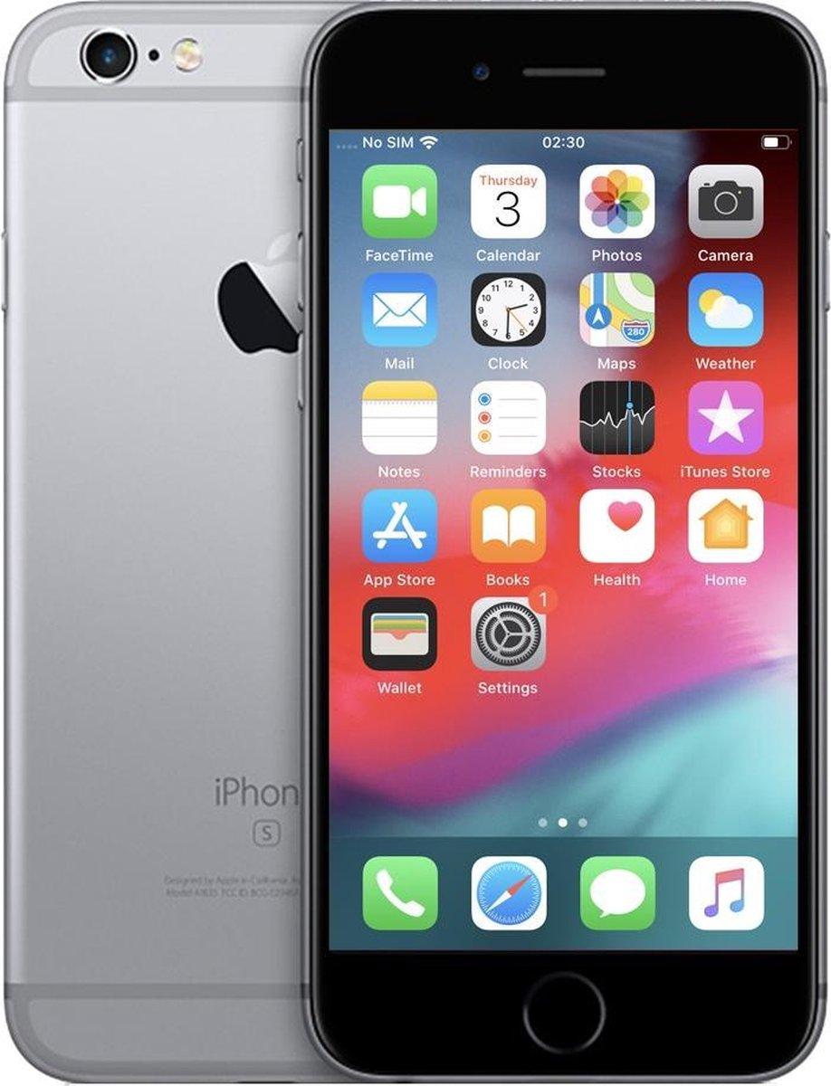 Apple iPhone 6s- Refurbished door Renewd - A Grade (zo goed als nieuw) - 32GB - Spacegrijs