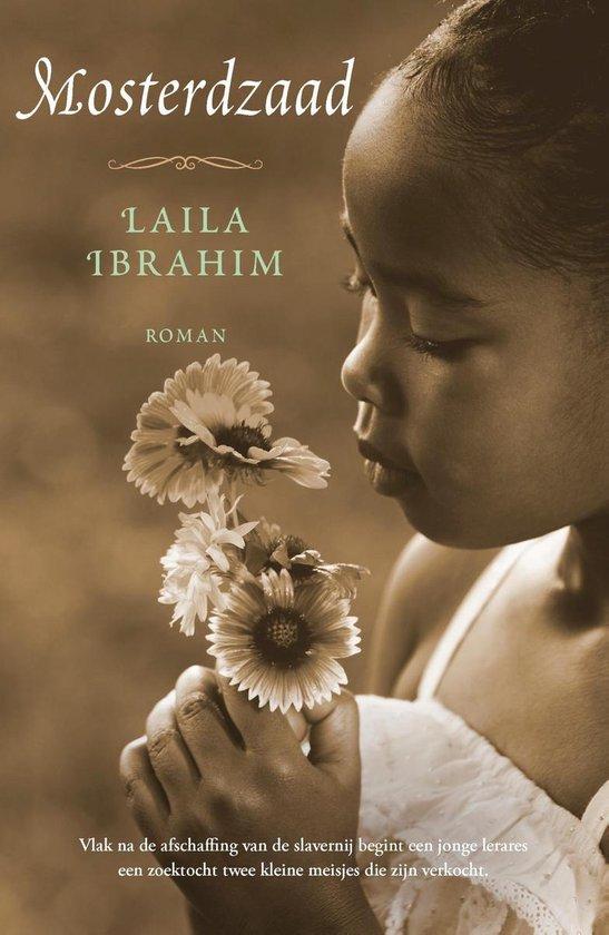 Boek cover Mosterdzaad van Laila Ibrahim (Onbekend)