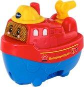 VTech Blub Blub Bad - Bobby Brandweerboot - Educatief Babyspeelgoed