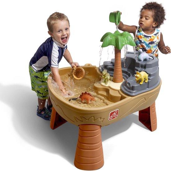 Dino Dig Zand & Water tafel - Inclusief 7-delige accessoireset - geschikt voor 15L water en 9kg zand