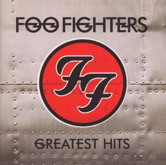 CD cover van Greatest Hits van Foo Fighters