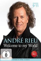 CD cover van Andre Rieu - Welcome To My World (Part Three) van Rieu, André