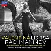 Valentina Lisitsa - The Piano Concertos