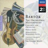Concerto For Orchestra/Dance Suite/Divertimento