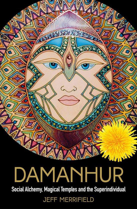Boek cover Damanhur van Jeff Merrifield (Onbekend)