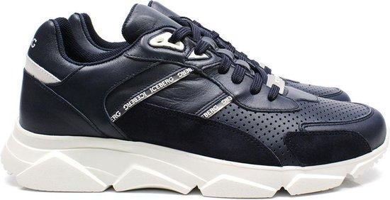 Iceberg sneakers HIU1159 blauw, 45 10.5
