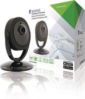 HD IP Camera Indoor 1280x720 Black