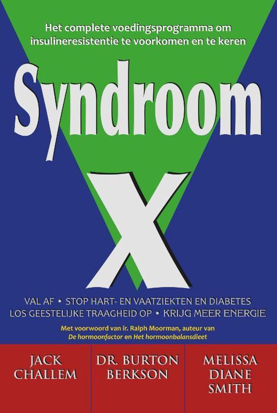 Syndroom X - Jack Challem pdf epub