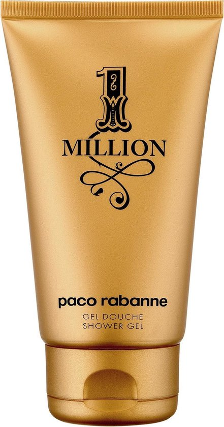 Paco Rabanne 1 Million Shower Gel 150 ml