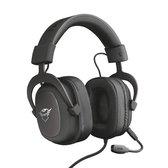 GXT 414 Zamak - Premium Gaming Headset voor PS4, PS5, Xbox Series X en PC - Zwart