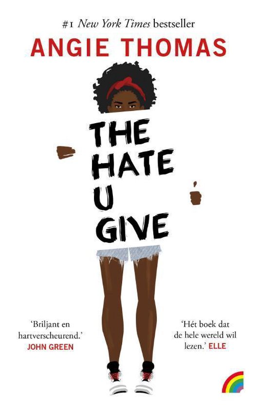 The hate u give - Angie Thomas |