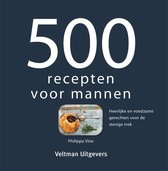 500 recepten voor mannen