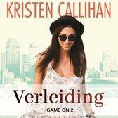 Boek cover Verleiding van Kristen Callihan (Onbekend)