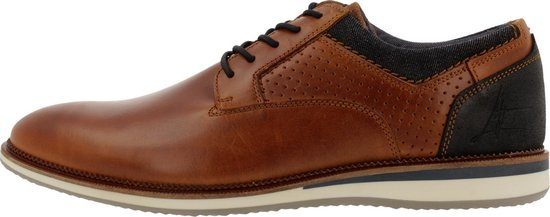Bullboxer 633K26865A Lace-Up Men Tan/Cognac 44
