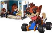 Pop! Rides: Crash Bandicoot: Crash Team Racing FUNKO
