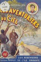 Les aventuriers du ciel (22). Les Robinsons de l'île errante