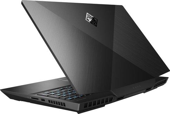 HP OMEN 17-cb1200nd - Gaming Laptop - 17.3 Inch (144Hz)