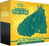 Pokémon Sword & Shield Rebel Clash Elite Trainer Box - Pokémon Kaarten