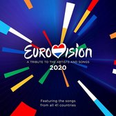 CD cover van Eurovision Song Contest 2020 van Eurovisie Songfestival