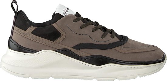Barracuda Heren Lage sneakers Bu3242 - Grijs - Maat 44