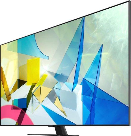 Samsung QE85Q80T - 4K QLED TV (Europees model)