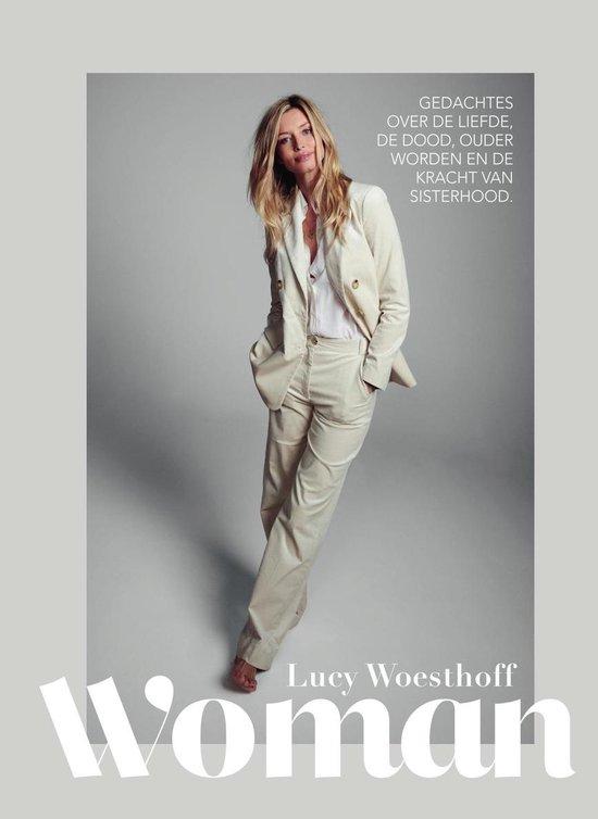 Boek cover Woman van Lucy Woesthoff (Onbekend)
