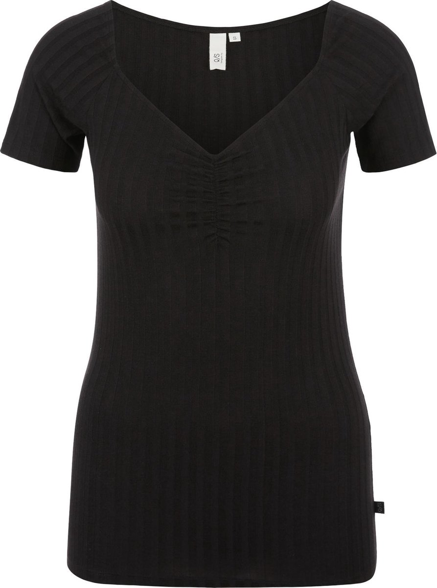 Q/S Women_T-shirt Short-sleeved