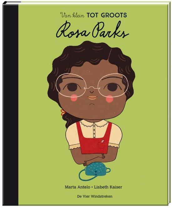 Van klein tot groots - Rosa Parks - Lisbeth Kaiser |