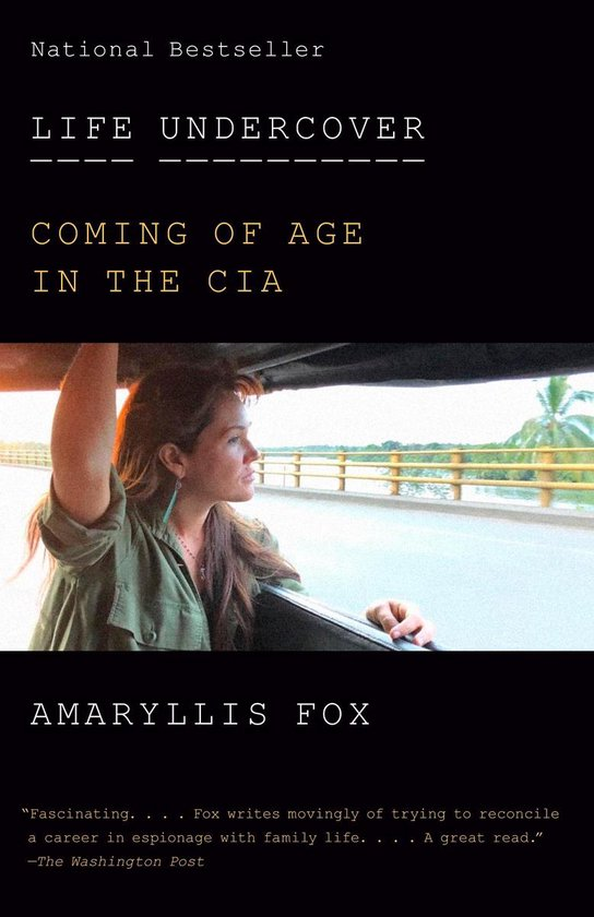 Boek cover Life Undercover van Amaryllis Fox (Paperback)