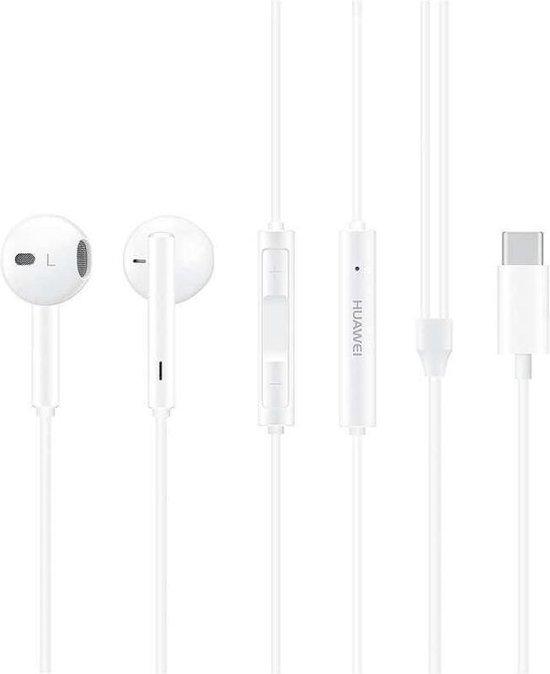 Afbeelding van HUAWEI CM33 Type-C Plug In-ear Headset Oortjes / Oordopjes / Headset / Headphones / Hoofdt
