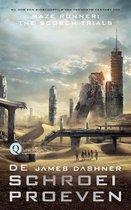 Boek cover De Labyrintrenner 2 -   De schroeiproeven van James Dashner (Paperback)