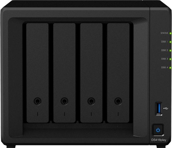 Synology DiskStation DS418play - NAS