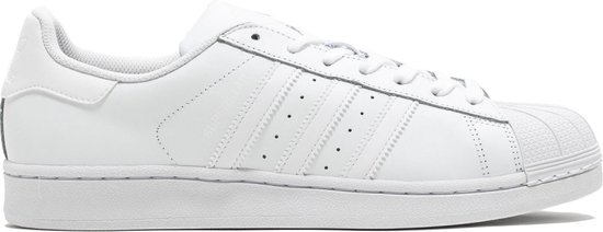Adidas Dames Sneakers Superstar Dames - Wit - Maat 42⅔
