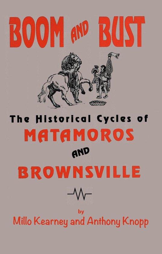 Boek cover Boom and Bust van Millo Kearney (Onbekend)