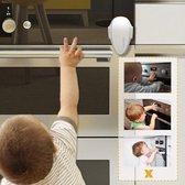 Oven - Ovenslot - vaatwasser - Baby veilig - Baby proof - Deurklinken vergrendelen - Deurklink vergrendelaar - Veiligheidsslot - Deurbeveiliging - Deuren