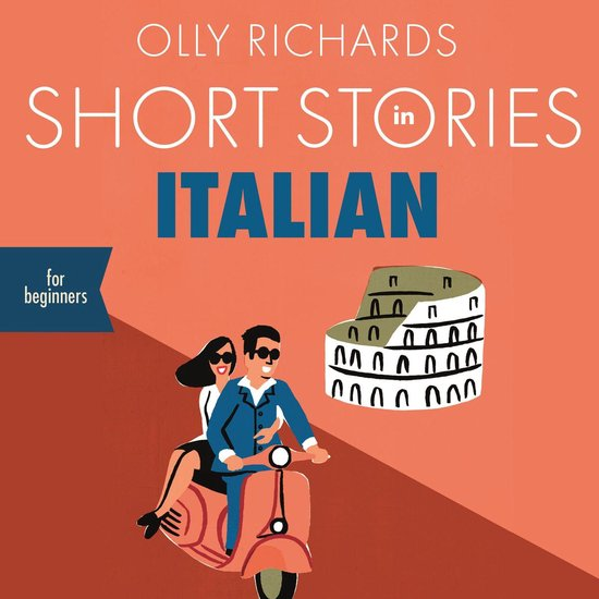 Boek cover Short Stories in Italian for Beginners van Olly Richards (Onbekend)