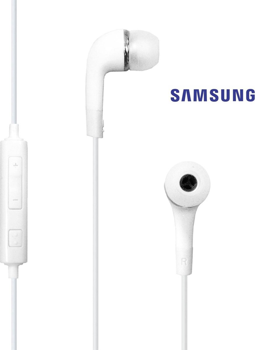 Samsung Oortjes - Originele Samsung Oordopjes - Oortelefoon - Wit