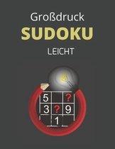 Grossdruck Sudoku Leicht