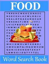 Food Word Search Book